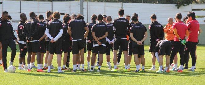 Adanaspor'da gözler Karşıyaka karşılaşmasında