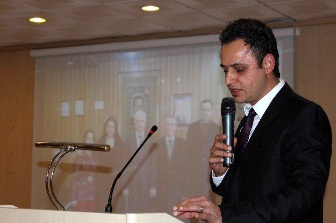 Erzurum'da Otizm Ve Down Sendromu Anlatıldı