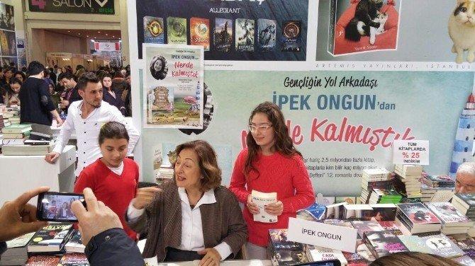Avdan Ortaokulu Bursa Kitap Fuarında