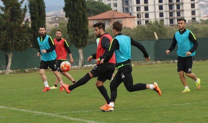 Akhisar Belediyespor'da Antalyaspor Hazırlıkları