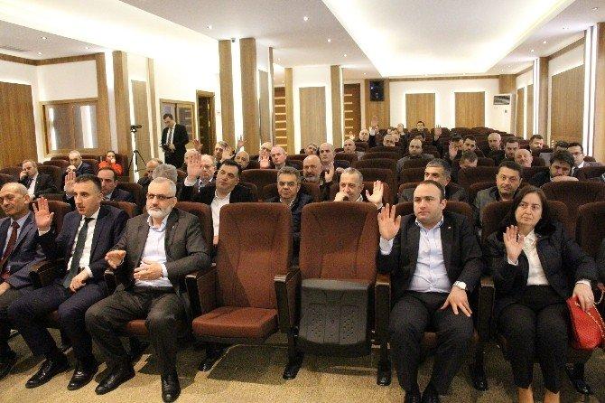 """Murzioğlu: """"Çarşamba'ya Organize Sanayi Yapmayalım Demedim"""""""