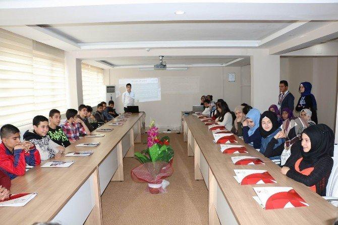 Suriyeli Çocuklara Adaptasyon Eğitimi Verildi