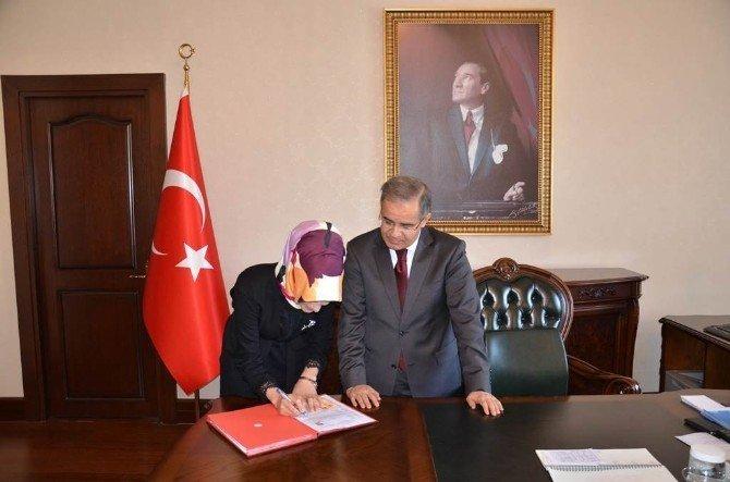 Suriyeli Ravda Nur Cuma, Türk Vatandaşı Oldu
