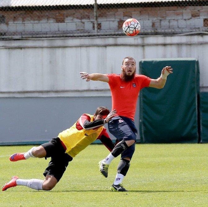 Trabzonspor'dan Farklı Prova