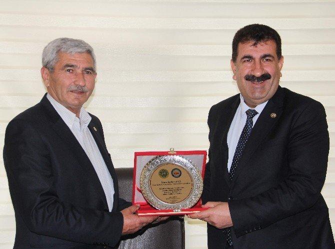 Tüdkiyeb Başkan Yardımcısı Çelik'ten Çorum'a Ziyaret