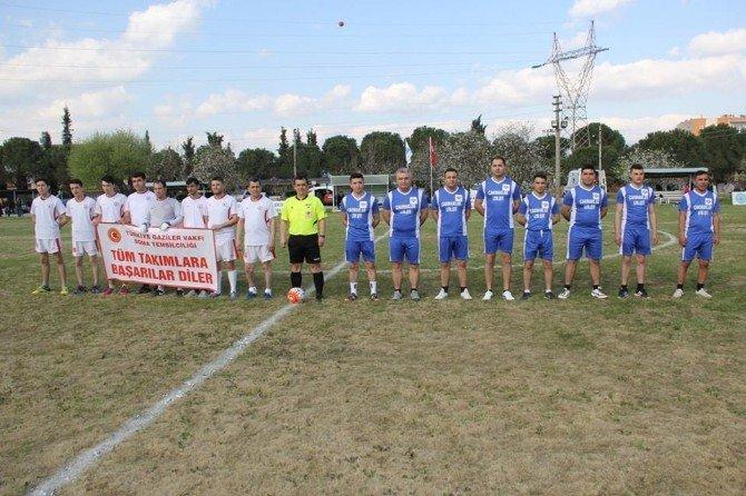 Soma'da 23. Kurumlar Arası Futbol Turnuvası Başladı
