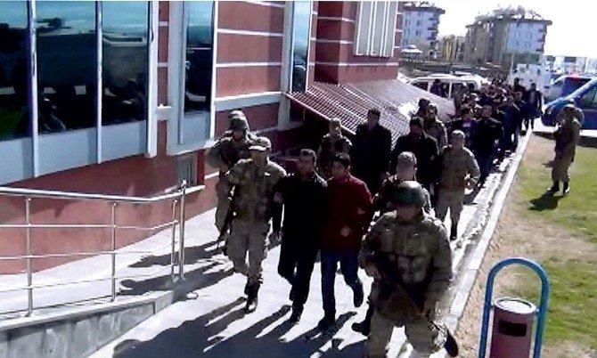 Erciş'te Terör Operasyonu