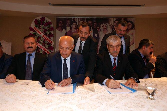 Yenimahalle'de toplu sözleşme imzalandı