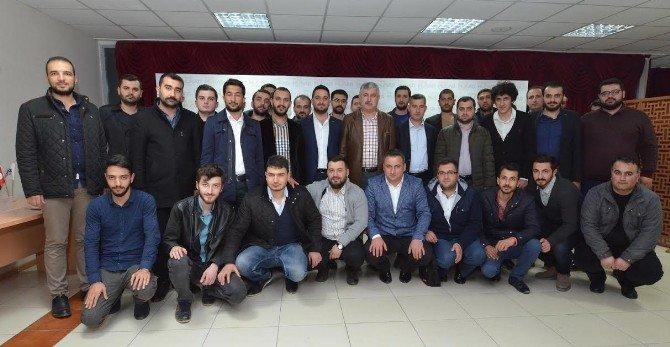 PKK'nın Brüksel'de Çadır Açmasına Tepki