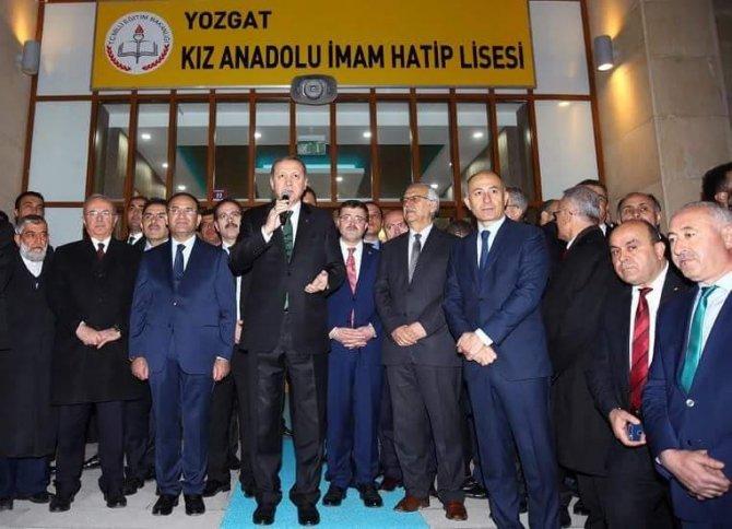 YOGİSAD Başkanı Çelik: Cumhurbaşkanımız Yozgat'a müjdeler verdi