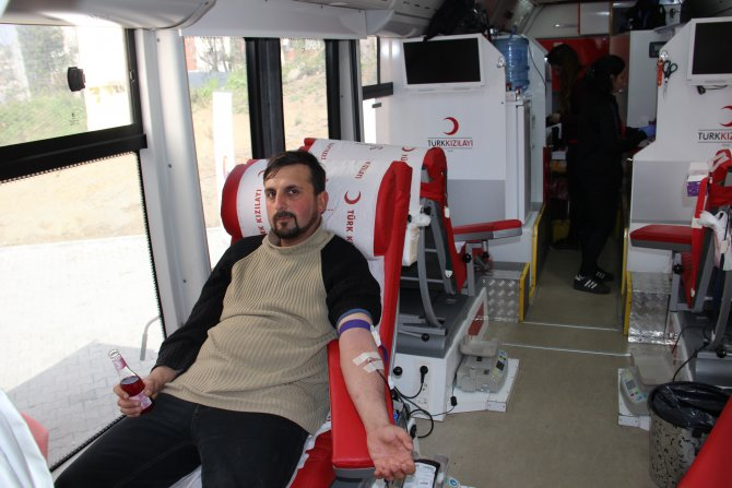 Ereğli TSO'dan kan bağışı kampanyası