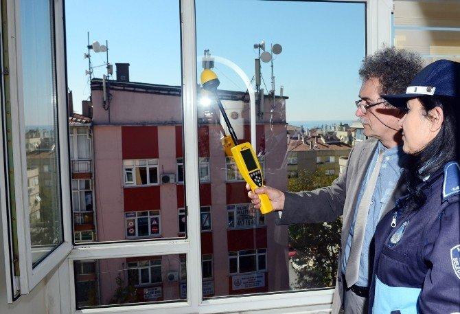 Maltepe'de 2 Bin 476 Noktada Elektromanyetik Denetim Yapıldı