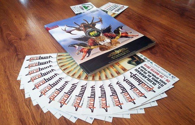 Avfest, Uluslararası Prohunt Fuarı'na Katılacak