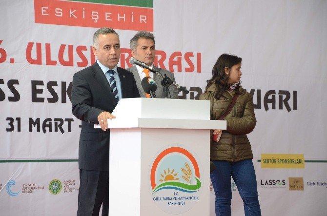 Eskişehir Tarım Fuarı Açıldı
