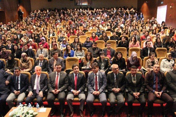 Aday Öğretmenler Değerlendirme Toplantısı Yapıldı