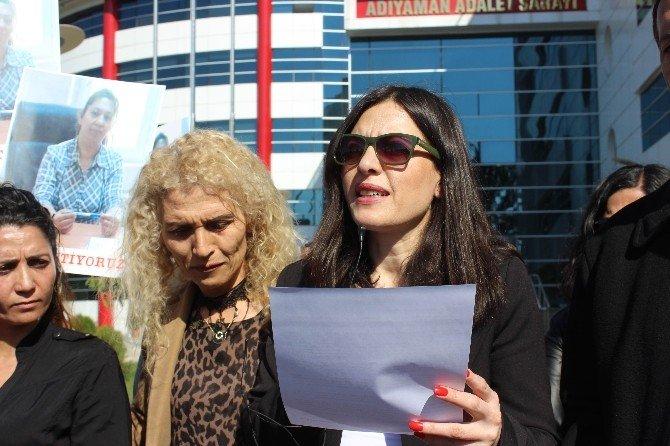 Öldürülen Sevgi Pektaş İçin Basın Açıklaması Yapıldı