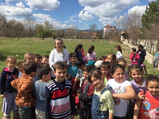 'Her Sınıfın Bir Fidanı Var' Projesi