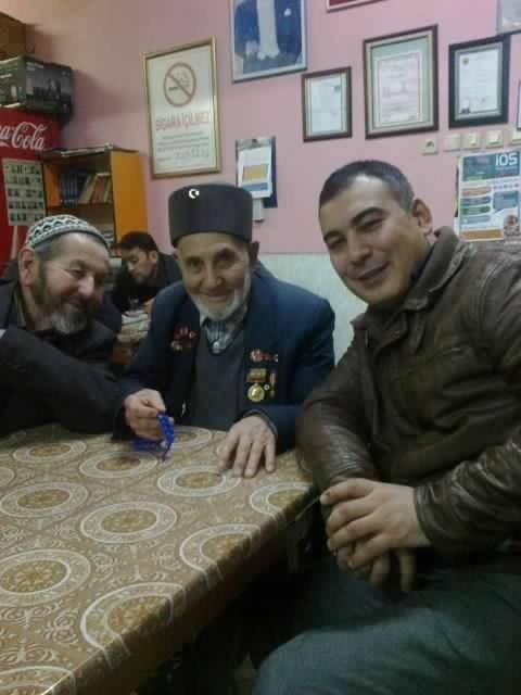 Mehmet Dede'nin Gazilik Gururu