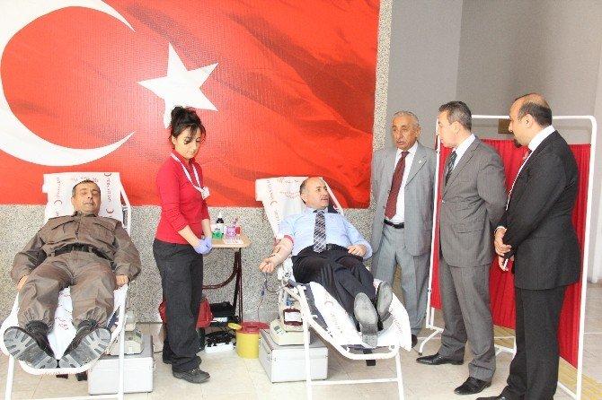Bartın Valiliği'nden Kan Bağışı Kampanyası
