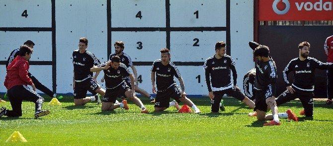Beşiktaş Hazırlıklarına Devam Ediyor