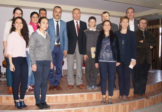 Bozdoğanlı Mavi, Orman Yarışmasında Türkiye 1.'si Oldu