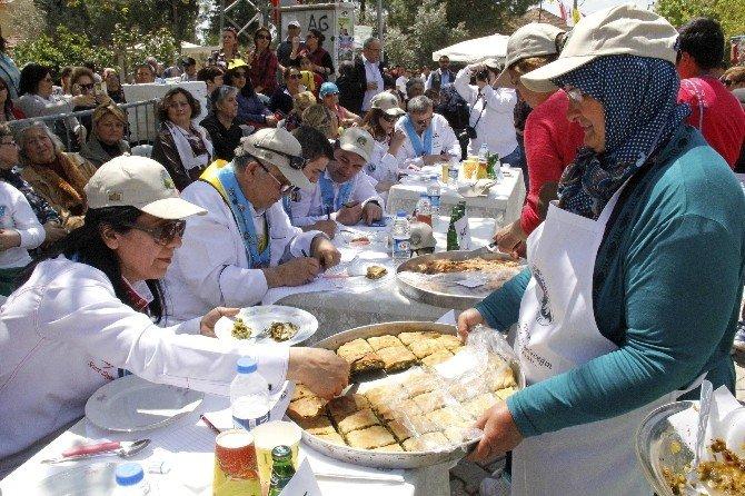 Nif Dağı'nın Lezzetli Otları Karacaağaç'ta Buluşacak