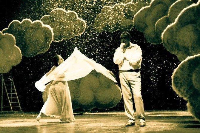 Nilüfer Tiyatro Festivali'nin Yabancı Oyunlarına Büyük İlgi