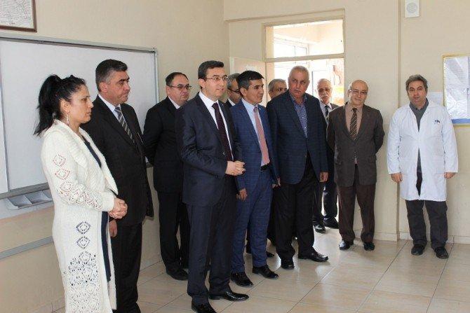 Çaycuma'da Kütüphane Açılışları Yapıldı