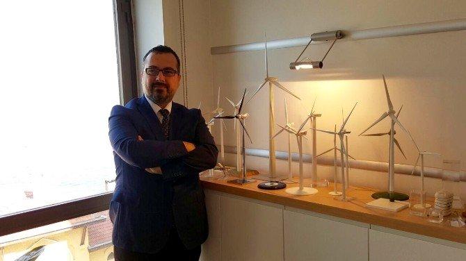 """Tolga Şallı: """"Yenilenebilir Enerji İçin Çevre Mahkemeleri Kurulmalı"""""""
