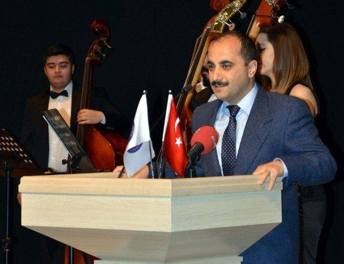 Namık Kemal Üniversitesi Öğrencilerinden Milli Şair Mehmet Akif Ersoy Orotoryosu