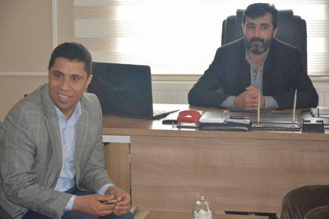 Başkan Durak'tan Futbolculara Tatlı