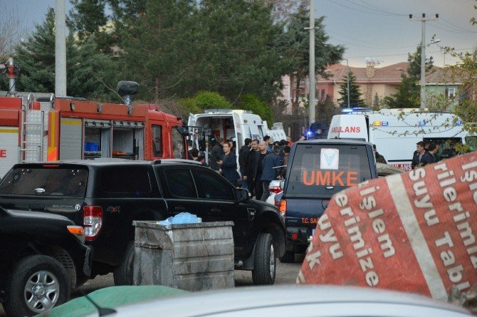 Polis Servisine Bombalı Saldırı: 4 Şehit, 14 Yaralı