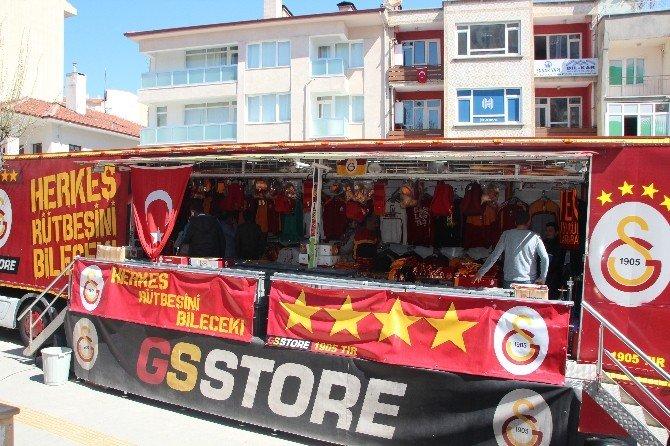 Gs Store 1905 Tır'ı Bilecik'te