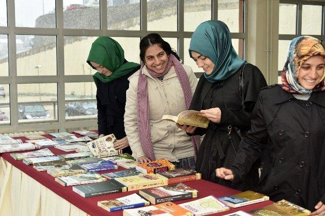 Gümüşhane'de Kütüphaneler Haftası Kutlandı