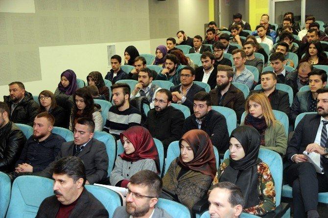 Ahmet Gündoğdu, Siyaset Okulu'na Konuk Oldu