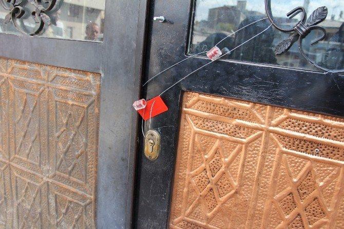 Iğdır'da Bir Dershane Mühürlendi