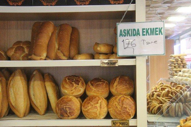Askıda Ekmek Haberi Askıdaki Ekmekleri Arttırdı
