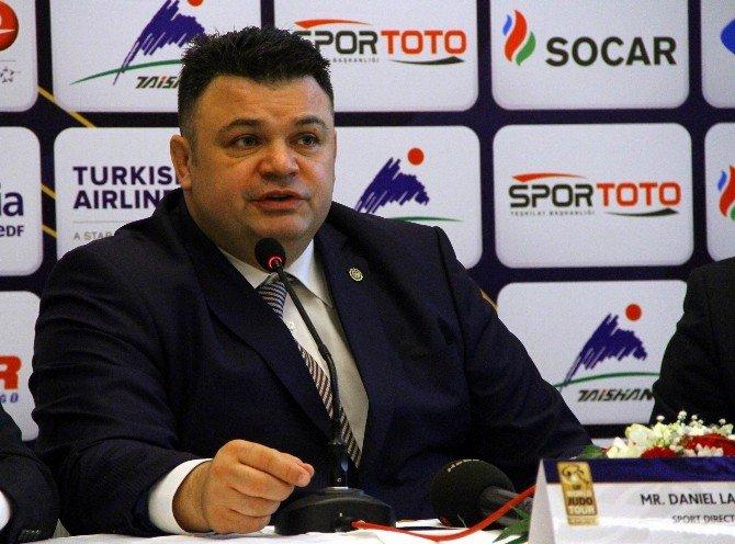 Judo Grand Prix Samsun'da Başlıyor