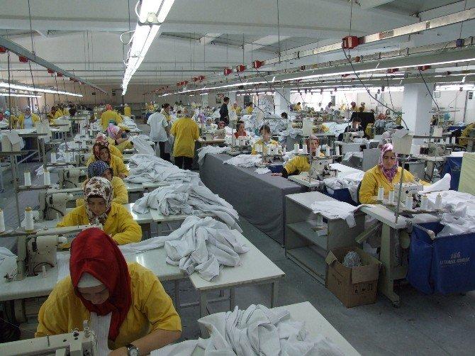 250 Kişinin İstihdam Edildiği Tekstil Fabrikası Kapanıyor