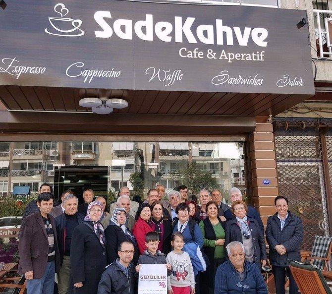 İzmir Gedizliler Kültür Ve Dayanışma Derneği'nden Suavi Sayın İle Devam Kararı