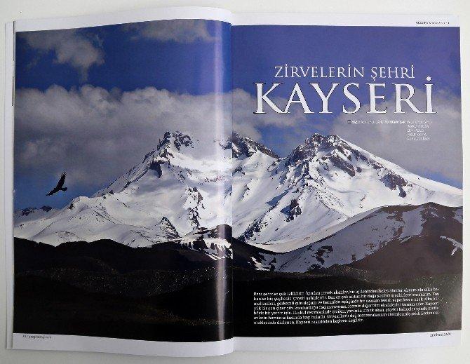 Büyükşehir, Kayseri'yi Dünyaya Tanıtıyor