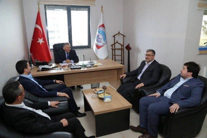 Kayseri Mobilya Sanayicileri Derneği Melikgazi'de
