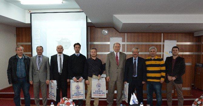Kayserigaz Erciyes Üniversitesi'nde