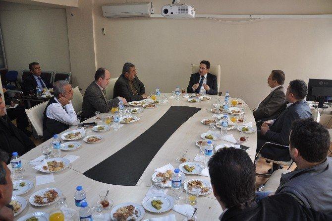 Kozan'da TOKİ İçin Yer Aranıyor