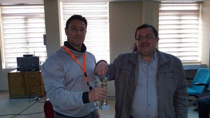 Kaymakamlık Kupası Voleybol Turnuvası Kuraları Çekildi