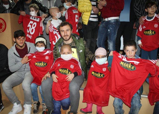 Mesut Bakkal: Çocuklar inşallah uğur getirir