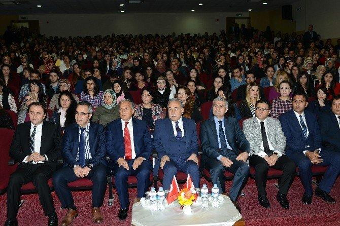 Aday Öğretmenlere Yönelik 1. Değerlendirme Toplantısı