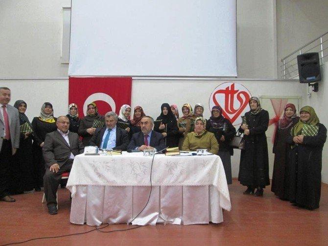 Kur'an Kursu Öğrencileri Yarıştı