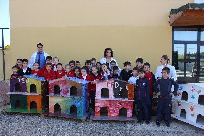 TED Gaziantep Koleji Örnek Okul Olmaya Devam Ediyor