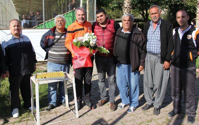 PTT 1. Lig'in lider Adanaspor, şut çalıştı